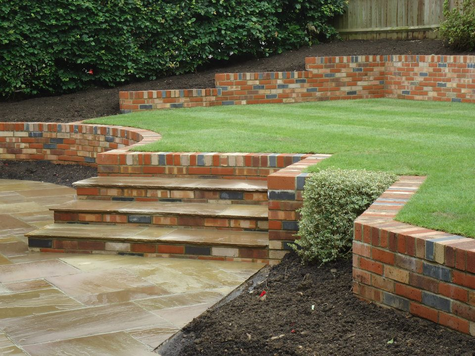 Hard landscaping gallery lucas landscapes for Hard landscaping ideas